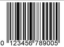пример штрих кода